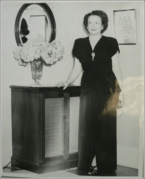 Chief Justice Susie Sharp