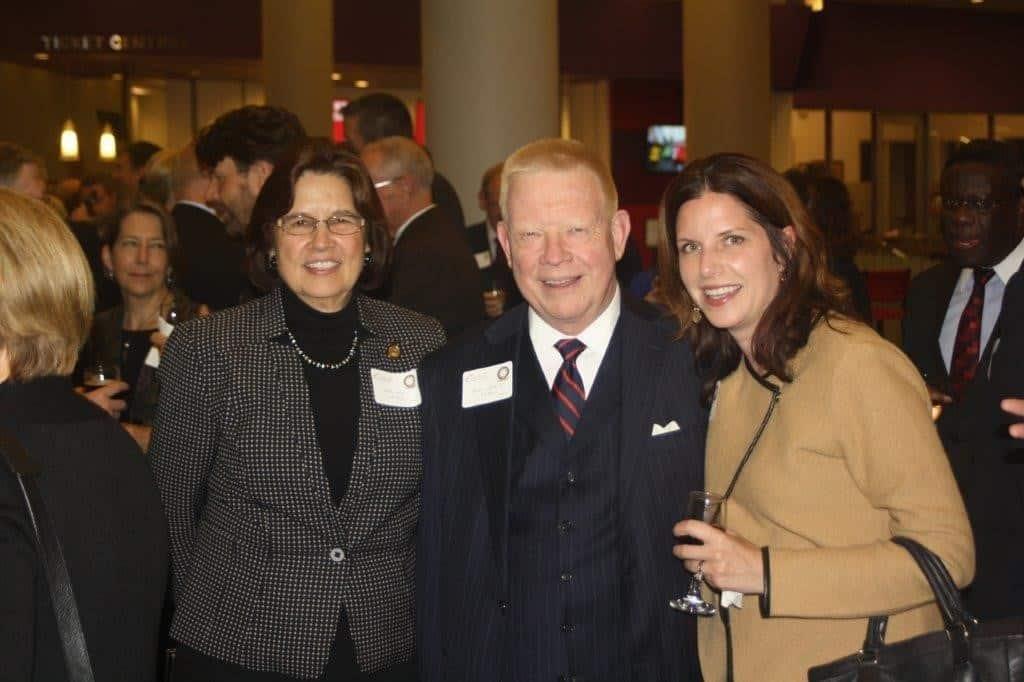 2016 NCSCHS 50th Anniversary Dinner Celebrating North Carolina's District Courts