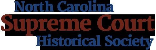 North Carolina Supreme Court Historical Society Logo