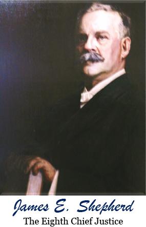 James E Shepherd